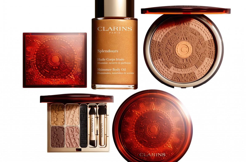 Clarins plendours 2013