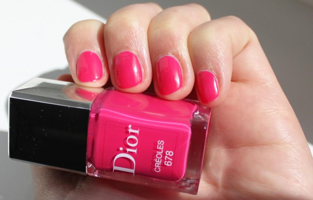 Dior summermix créoles