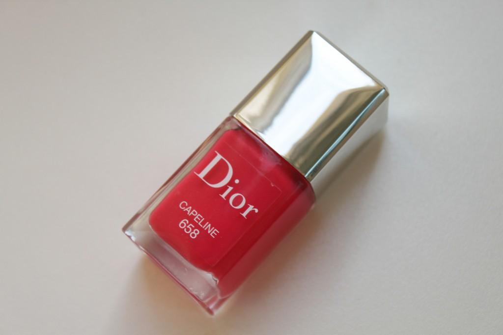 Dior summermix capeline