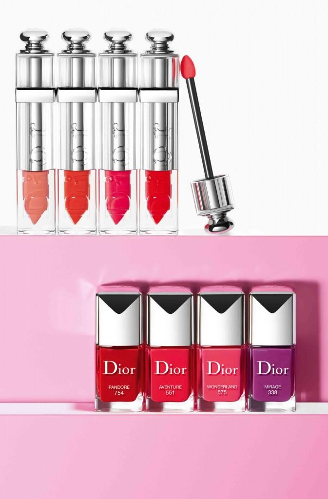 Dior Fluid Stick & Dior Vernis 2014
