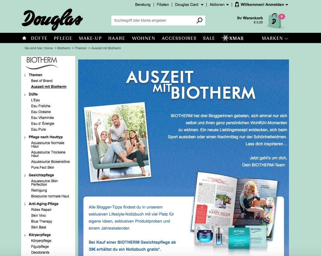 Douglas Biotherm