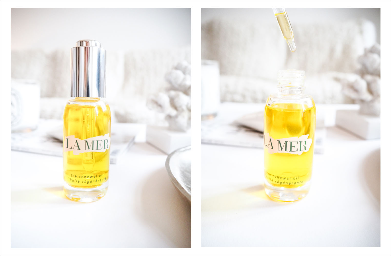 La Mer The Renewal Oil