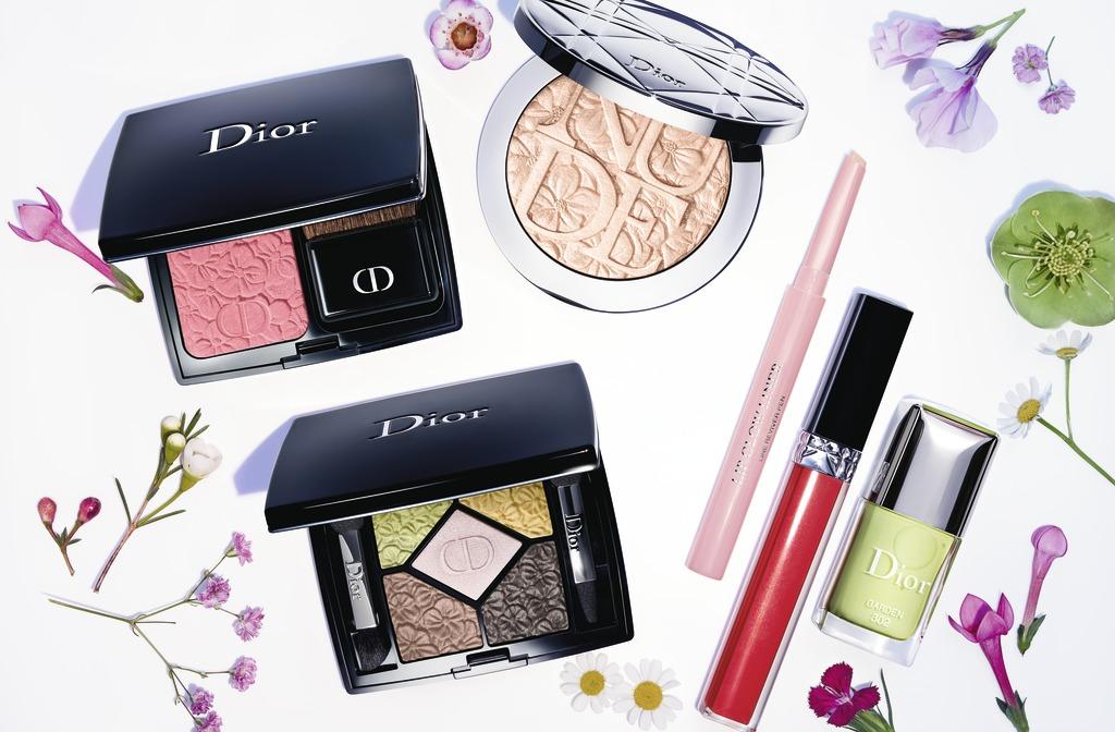 Dior Spring 2016 'Glowing Gardens'