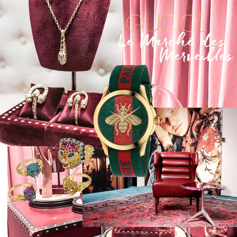 Gucci le Marché des Merveilles