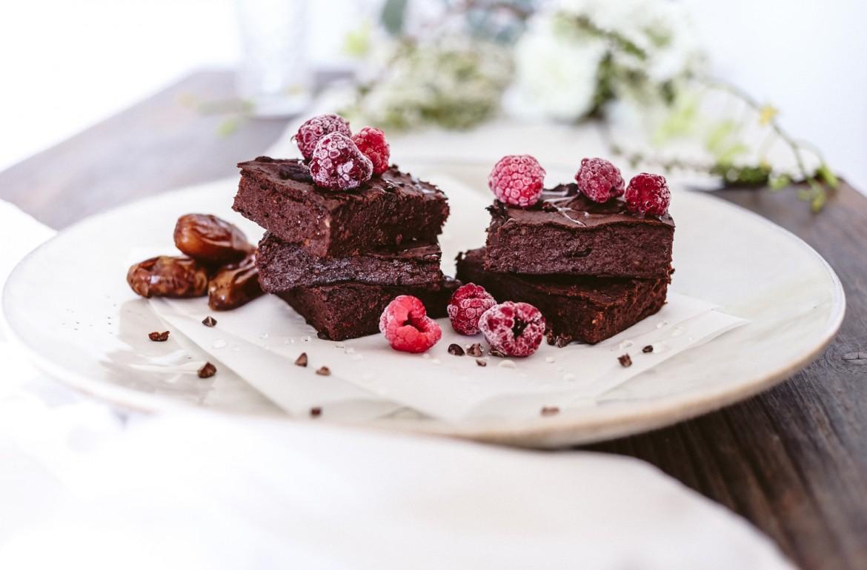glutenfreie Brownies
