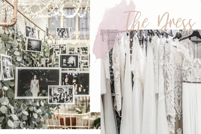 Hochzeitsplanung Brautkleid