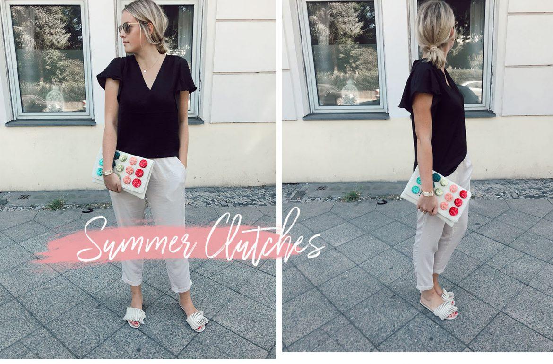 Die 15 schönsten Clutches für den Sommer