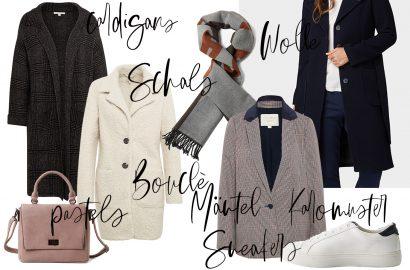 Modetrends für den Herbst 2018