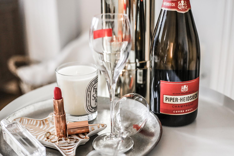 Piper-Heidsieck Lipstick Edition