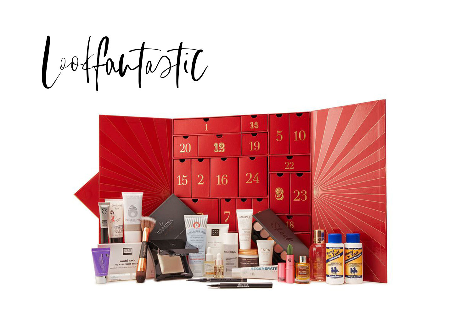 Beauty Adventskalender 2018