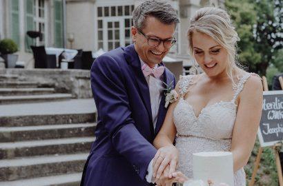 Strahlend weiße Zähne zur Hochzeit