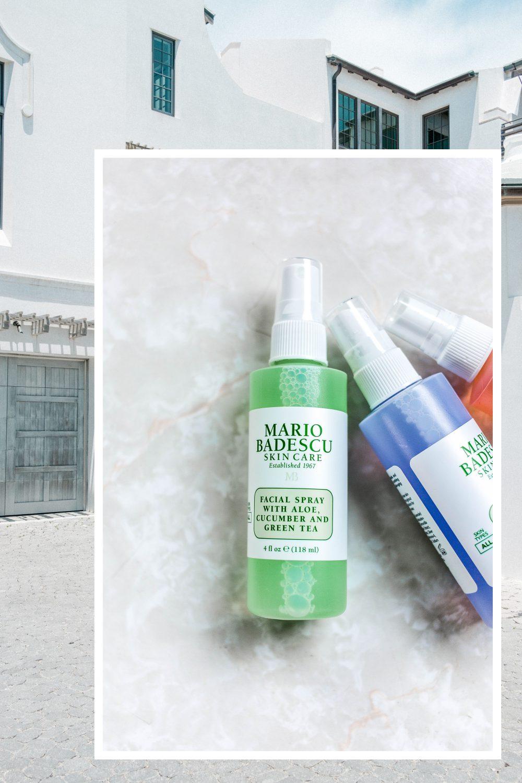 Sommertipp: Facial Sprays & kühlende Feuchtigkeitspflege von Mario Badescu