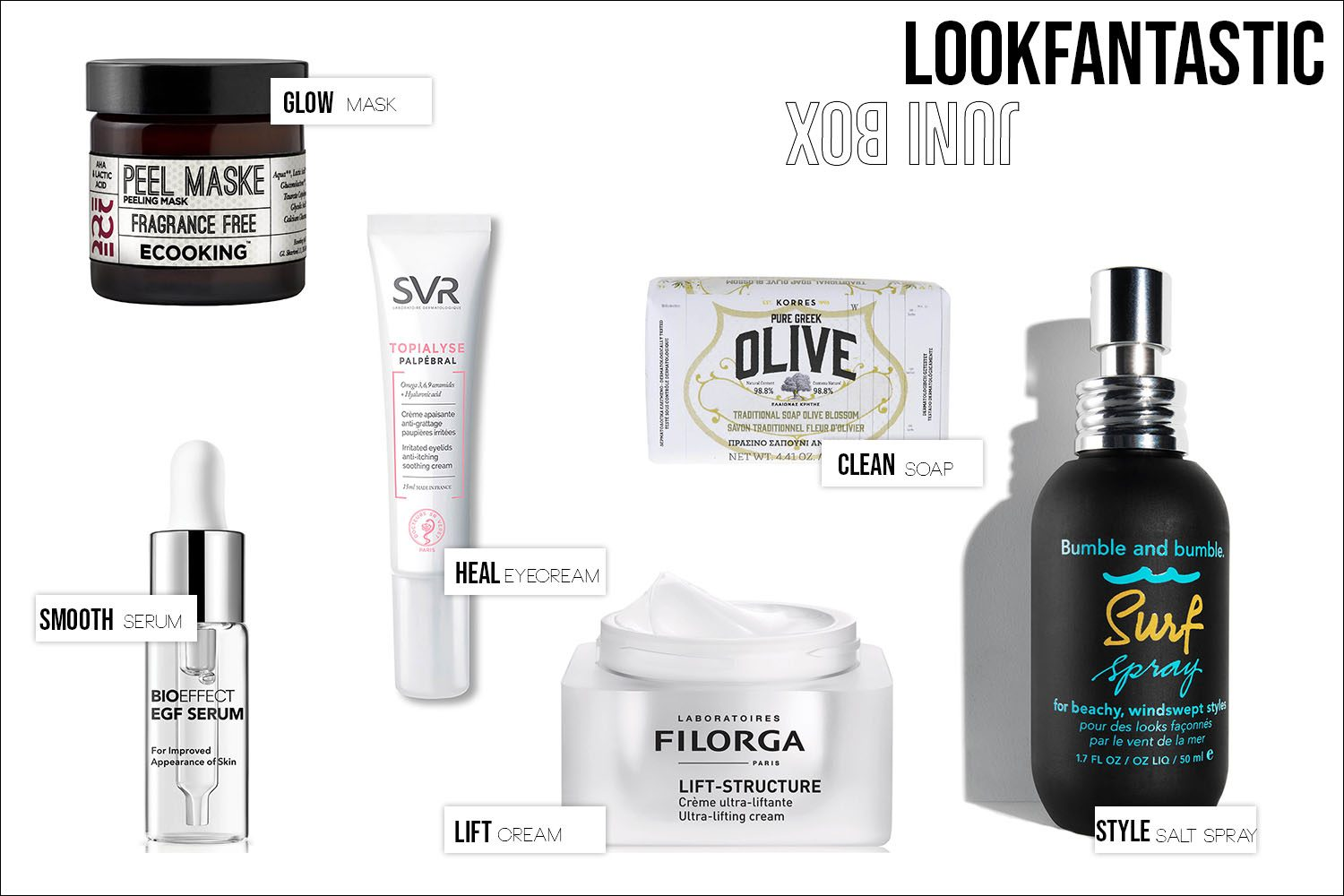 Lookfantastic Beauty Box Juni 2019