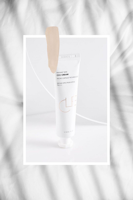 Sommertipp: CC Cream von CLE statt schwerem Make-Up