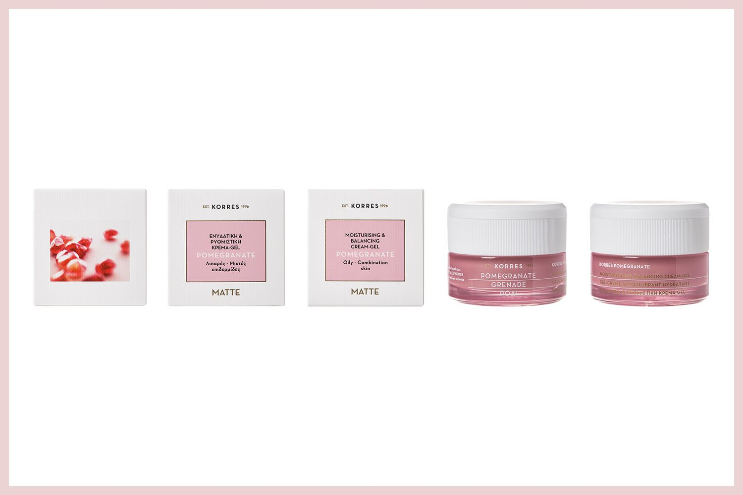 Korres Pomegranate Day Cream