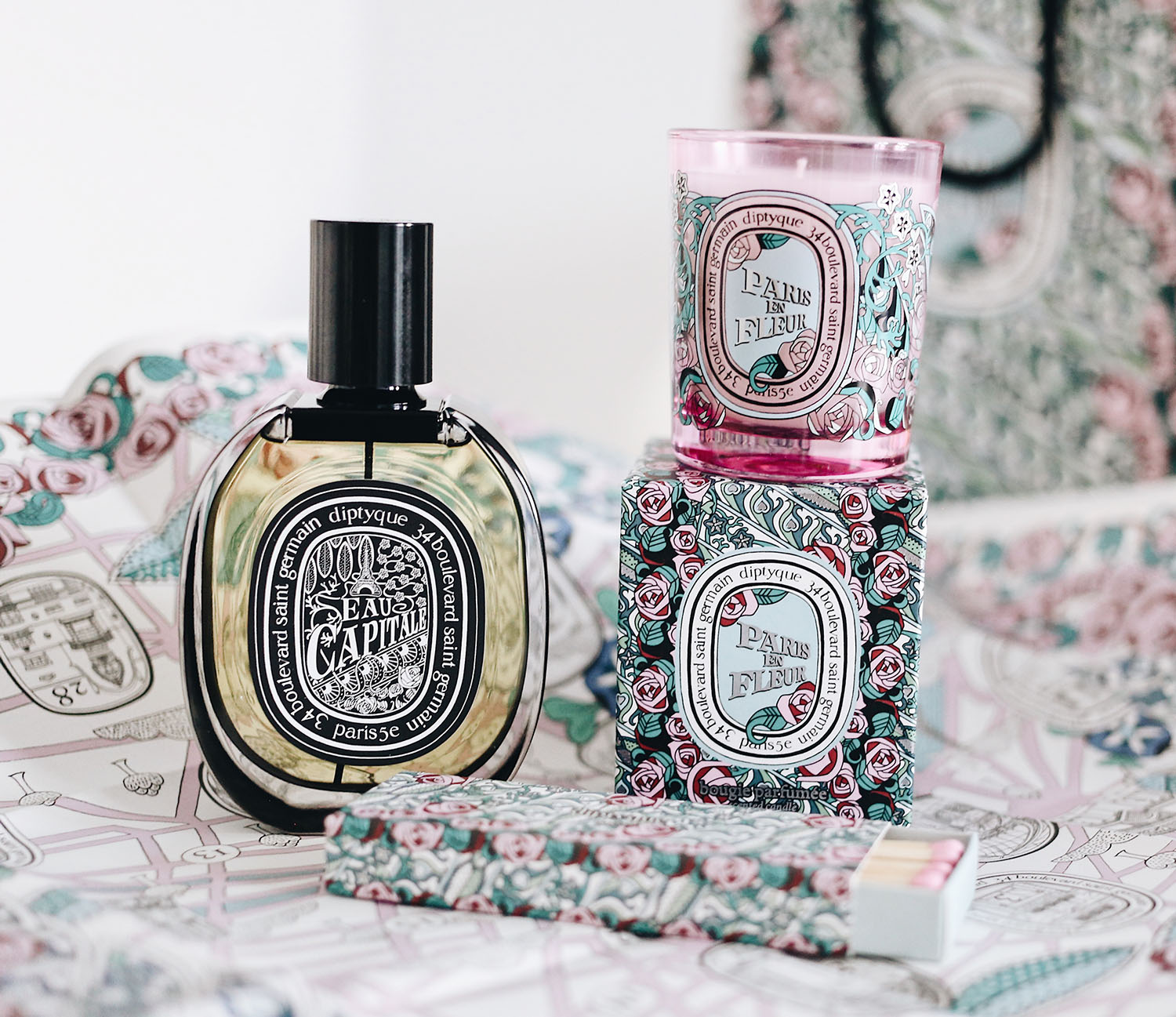 Diptyque Spring Collection 2020