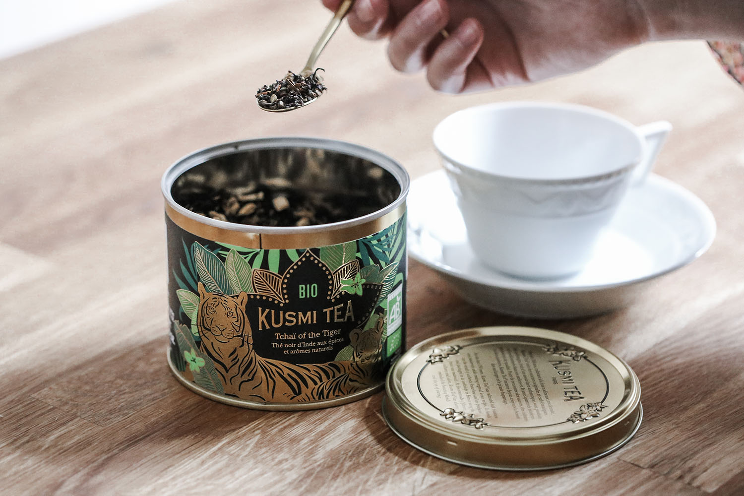 Kusmi Tea Tchaï of the Tiger