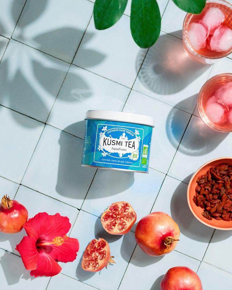 Kusmi Tea Eistee AquaFrutti